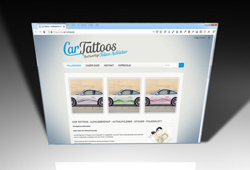 Car-Tattoos